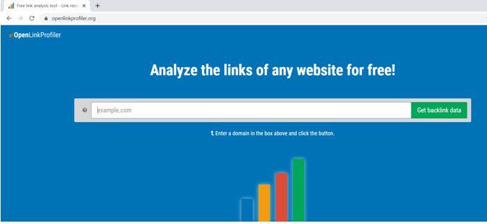Open Link Profiler Backlink Checker